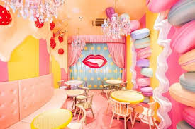 <b>Kawaii</b> Monster Cafe, <b>Harajuku</b> - Teatime In A Crazy And <b>Cute</b> ...