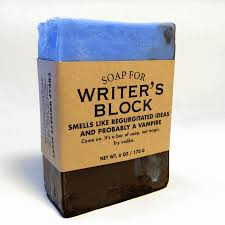 soap for writer s block best seller whiskey river soap co soap for writer s block best seller