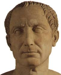 La calvicie también traía de cabeza, nunca mejor dicho, a Julio César. - julio-cesar4