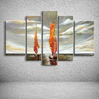 Abstract Acrylic Wall Art Paintings Canada | Best Selling Abstract ...