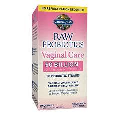 Buy Garden Of Life - <b>Raw Probiotics Vaginal</b> Care 50 Billion Cfu 30 ...