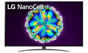 <b>Телевизор</b> LED <b>LG 49 49NANO866NA</b> (Цвет: Black)