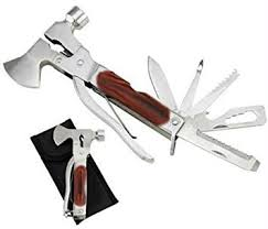 Lista Stainless Steel <b>Multi Functional Hammer</b> Axe Hand <b>Tool</b> Kit ...