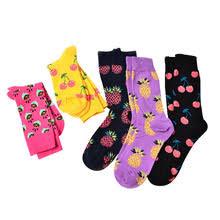<b>6 пар носков</b> Happy, Длинные <b>мужские</b> и женские <b>носки</b> ...