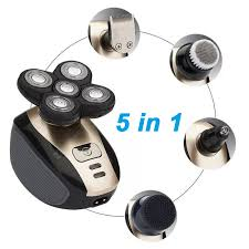 New 5 in 1 <b>Electric</b> Shaving <b>Razor</b> Ricoh Shaving <b>4D</b> Waterproof ...