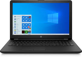 Купить <b>Ноутбук HP 15</b>-rb087ur, 7GR47EA, черный в интернет ...