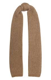 <b>Женская</b> бежевая <b>шарф BOSS</b> — купить за 10000 руб. в ...