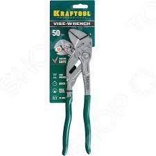 <b>Клещи переставные</b>-гаечный ключ <b>Kraftool</b> Vise-Wrench 22065 ...