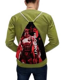 <b>Спортивная футболка 3D</b> VALORANT BRIMSTONE #3388825 от ...