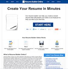 interactive resume online cipanewsletter cover letter online resume builder resume builder online