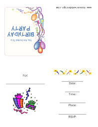 party invitation template party invites template best birthday invitations printable template best template collection