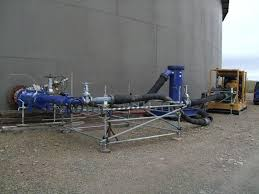 tanksweep on site oil tank cleaning equipment