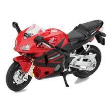 Maisto 1:18 <b>Модель мотоцикла Игрушка</b> Сплав <b>мотоцикл</b> CBR ...