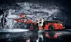Sandvik Mining - equipment, parts, tools and services