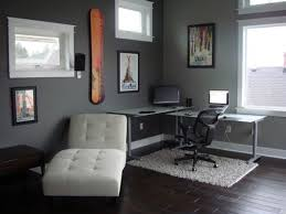 cool home office ideas delightful home office design with cornered l shaped desk plus cool black shag rug home office