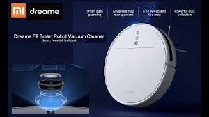 Xiaomi <b>Dreame F9</b> Sweeping Robot - YouTube