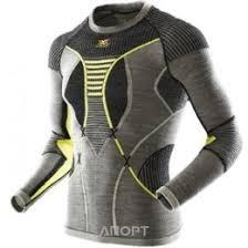 <b>X</b>-<b>Bionic Apani merino</b> by Fastflow sl. roundneck (I100465): цены в ...