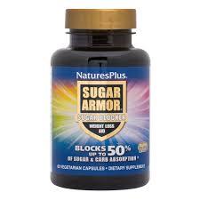 <b>Sugar Armor</b> Capsules | Naturesplus.com
