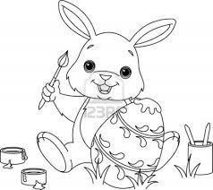 Small Picture Easter Bunny Coloring Page Bunny Archives coloring page