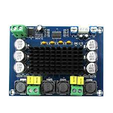 <b>TPA3116D2</b> TPA3116 XH-M543 Dual Channel Stereo <b>High Power</b> ...
