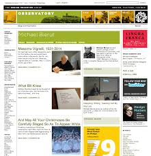 questions for the new design observer typographica a page on design observer before the 2014 redesign