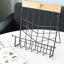 <b>Вертикальная</b> стойка для чтения рецептов стойка для <b>журналов</b> ...