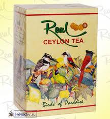 "<b>Чай Real</b> ""Райские Птицы"" ""Birds of paradise"" <b>чёрный</b> O.P.A. ..."