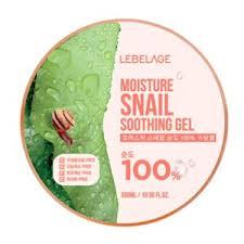 <b>Гель</b> для тела <b>Lebelage</b> с улиткой <b>Moisture Snail</b> 100% Soothing <b>Gel</b>