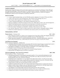 project manager resume sample customer service resume project manager resume 3 it operations manager resume samples examples resume perfect electrical engineer project