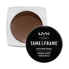 <b>NYX Professional Makeup</b> Tame & Frame Brow Pomade Chocolate ...