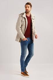 <b>Куртка мужская</b>, цвет <b>rock</b>, артикул: B19-22008_2155. Купить в ...