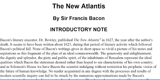 new atlantis pdf abide in me blog bacon sir francis the new atlantis 1627