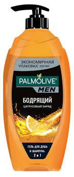Купить <b>Гель для душа мужской</b> Palmolive Men бодрящий ...