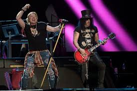 <b>Guns N</b>' <b>Roses</b> Launch Series of Concert Videos, See the First
