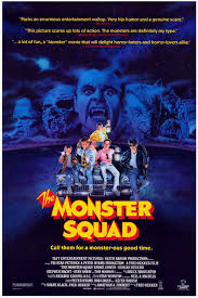 Image result for monster squad movie poster