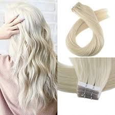 <b>Moresoo</b> 20 Inch <b>Tape</b> in <b>Remy</b> Human Hair Extensions <b>Seamless</b> ...