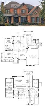 Traditional house plans  Traditional house and Square feet on    Traditional House Plan   Square Feet and Bedrooms from Dream Home Source   House