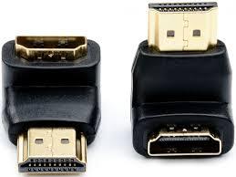 <b>Адаптер</b>-<b>переходник</b> ATcom <b>HDMI</b> (90°, <b>угловой</b>), <b>HDMI</b> (male ...