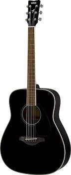 <b>Yamaha FS820</b> BL - <b>акустическая гитара</b> купить в магазине для ...