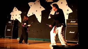 emma bradshaw sensei kung fu fighting  emma bradshaw sensei kung fu fighting 2011