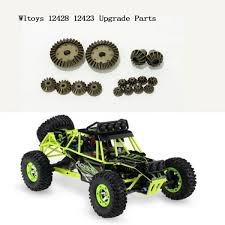1/12 Front Differential Rear Gear For <b>WLtoys 12428 RC Car</b> Model ...