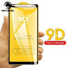 <b>9D Screen Protector For</b> Samsung Galaxy A7 A9 2018 A30 A40 A50 ...
