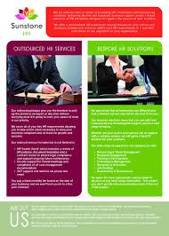 design a marketing flyer for hr consultancy lancer 15 for design a marketing flyer for hr consultancy by nikiramlogan
