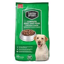 <b>Berkley</b> Jensen Chicken Flavored Complete <b>Adult Dry Dog</b> Food ...