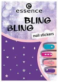 Купить <b>наклейка для ногтей</b> essence Nail Art Sticker 01 <b>Bling Bling</b> ...