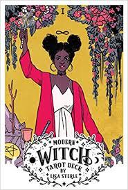 <b>Modern Witch</b> Tarot Deck: Sterle, Lisa, Ayala, Vita: 9781454938682 ...