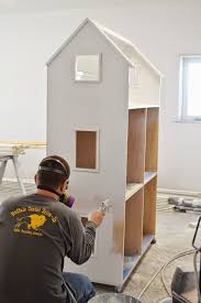 ana white three story american girl or 18 dollhouse diy projects building doll furniture