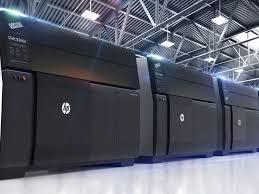 HP's <b>Metal</b> Jet <b>3D</b> printer may build your next <b>car's</b> innards - CNET