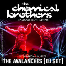 The <b>Chemical Brothers</b> 2019 Australia Tickets, Concert Dates, Pre ...