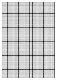 grid paper measurements graph